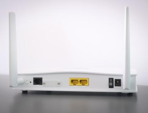 Placering af router på loftet – Er det en god ide?